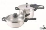 stainless steel safety pressure cooker
