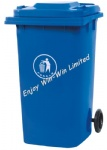 Environment protection rubbish container