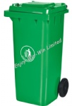 Plastic ecofriendly waste can